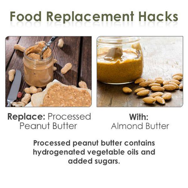 Great Healthy Food Hacks for Popular Foods