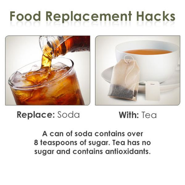 Great Healthy Food Hacks for Popular Foods