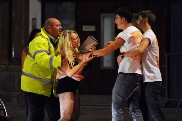 Students Unite for Drunken Debauchery in Liverpool