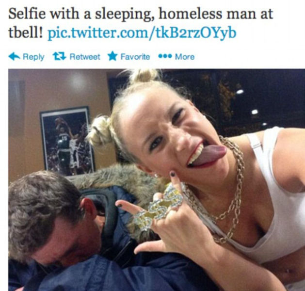 The Selfie Trend That Is Just Too Wrong for Words