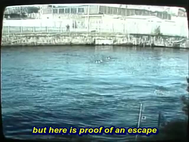 4 People Escape East Germany in 1988, Chased by a Police Boat  (VIDEO)