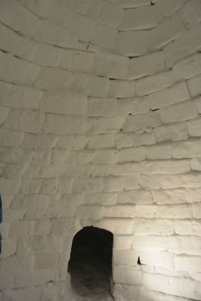 Fun Homebuilt Giant Igloo