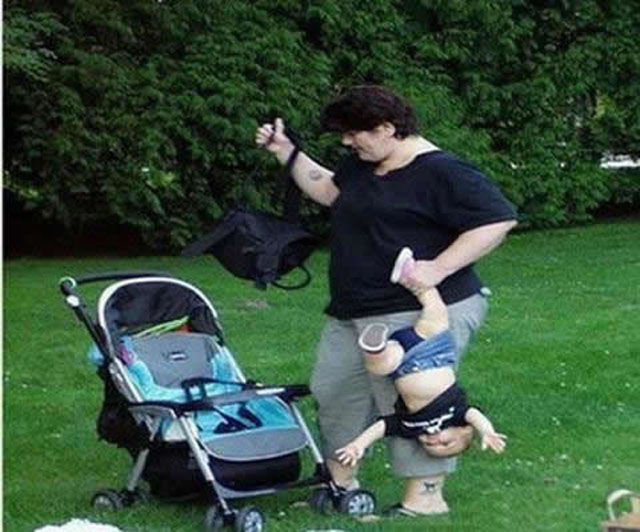 People Who Have Totally Not Sussed Parenting