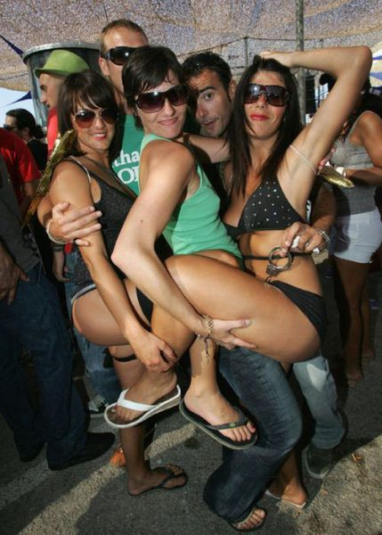 Ibiza Is the Ultimate Party Island
