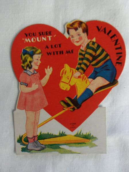 Old-School Valentines