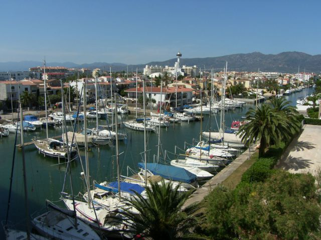 One of the Largest Marinas in the World