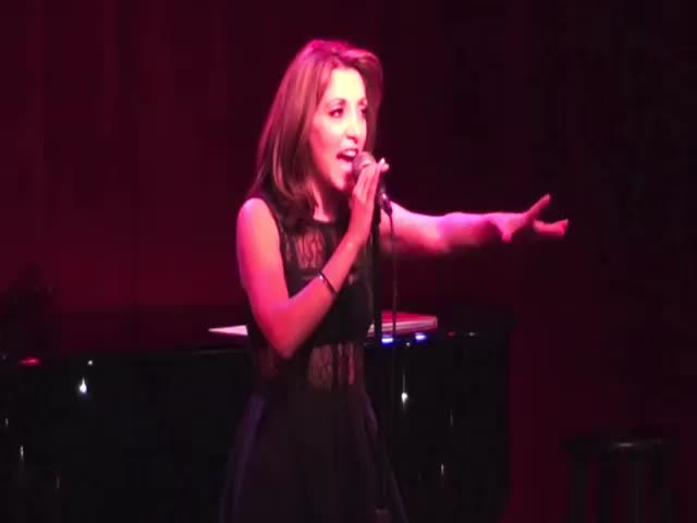 Christina Bianco Covers 'Let It Go' Impersonating Famous Singers  (VIDEO)
