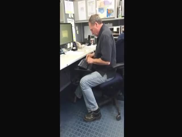 One Day You'll Be Just like This Man  (VIDEO)