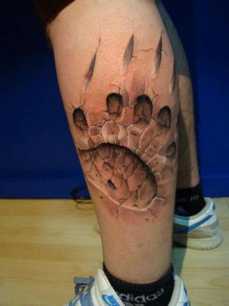 Optical Illusion Tattoos That Will Blow Your Mind