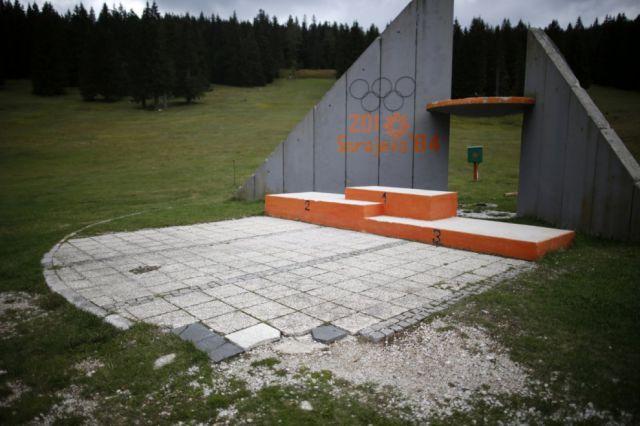 Sarajevo's Sad Neglected Olympic City of '84