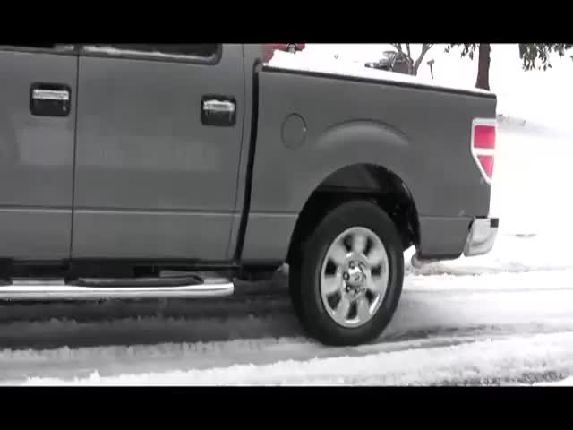 One Inch of Snow... Will Atlanta Survive?  (VIDEO)