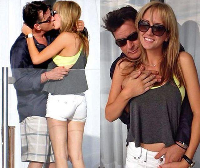 Charlie Sheen's Porn Star Fiancé Brett Rossi
