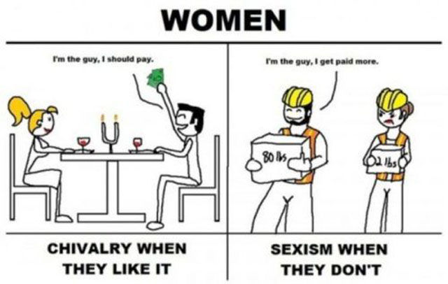 Don't Even Try to Understand How Women's Logic Works