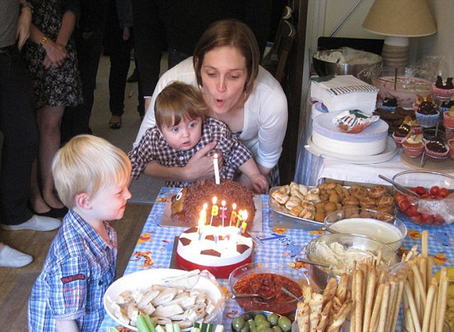 A Birthday Message for Years after I Am Gone…