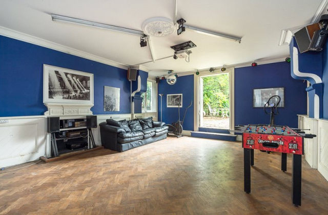 This Classy London Home for Sale Has the Coolest Play Room Ever