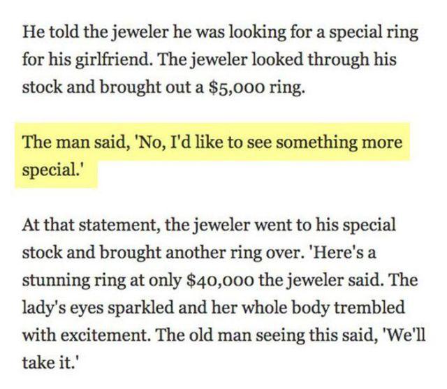 Hilarious Old Man's Ring Prank