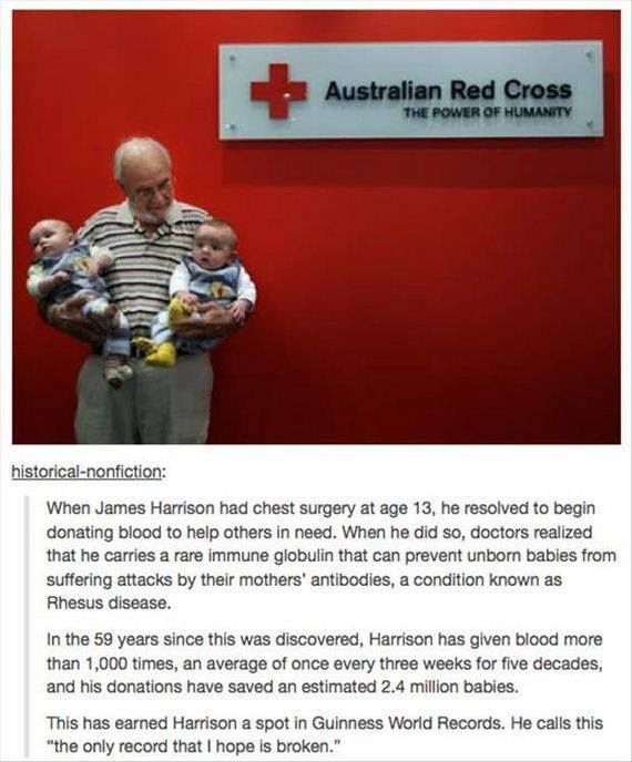 Human Beings That Will Make You Proud