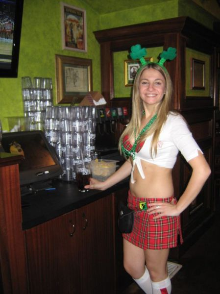 Girls Rock Hot Bodies and Tilted Kilts