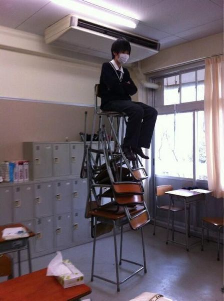 School Days Are Loads More Fun in Japan