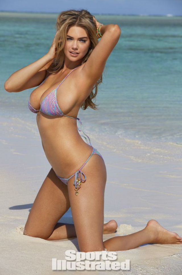 Sports Illustrated Would Not Be Complete without Kate Upton in a Swimsuit