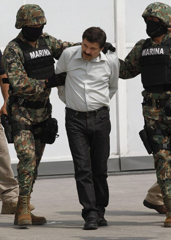 Powerful Mexican Drug Lord Finally Caught
