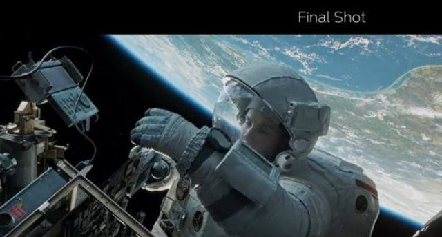 """How """"Gravity's"""" Visual Effects Were Actually Made"""
