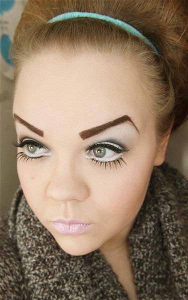 Scary Eyebrows That Will Give You Nightmares