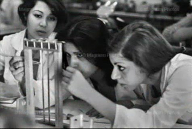 A Look at Life in Iran During the '60s and '70s