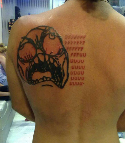 Tattoos That These Will Regret One Day
