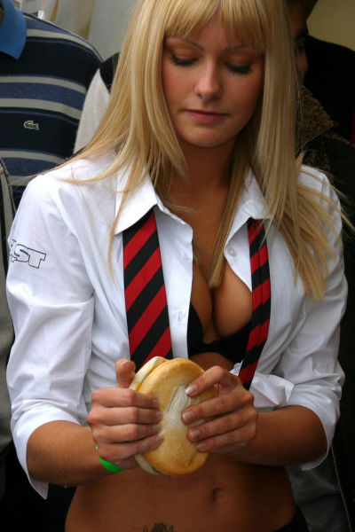 The Sexier Side of School Uniforms