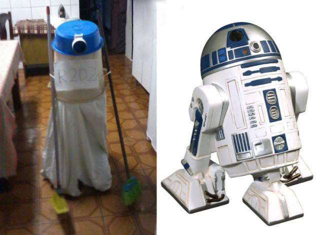 There Is Cool Cosplay and Then There Are These Fails