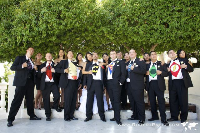 Wedding Day Photos That are Silly and Crazy