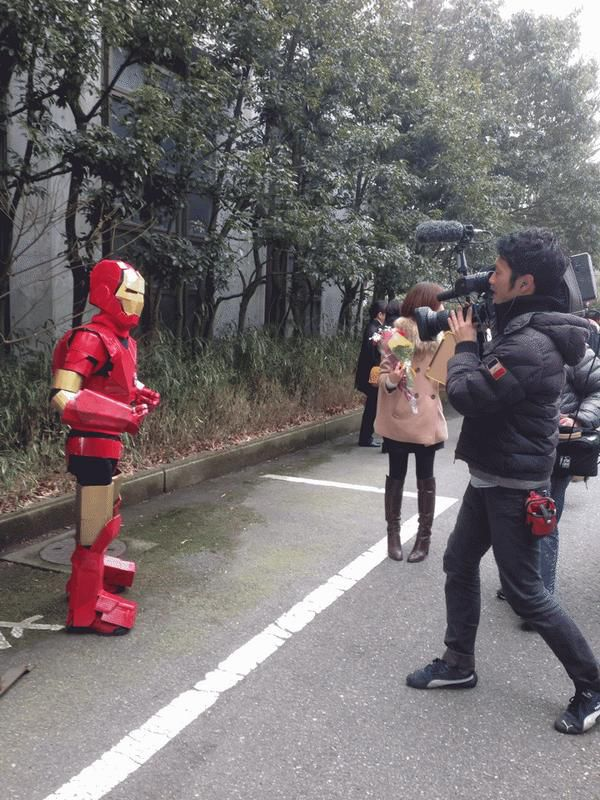 College Students in Japan Literally Wear What They Want to for Graduation