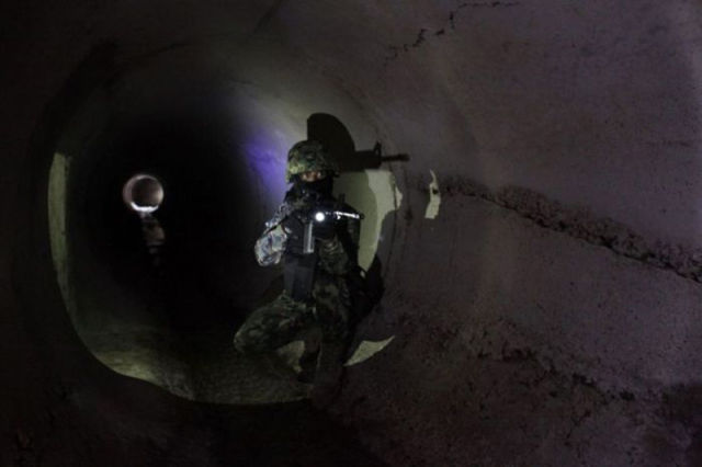 Hidden Tunnels and Rooms in El Chapo's House