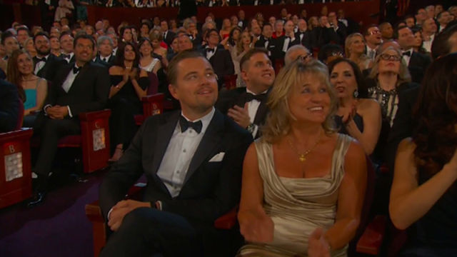 Leo DiCaprio Fails to Win an Oscar Again and the Moment Is Just Too Tragic