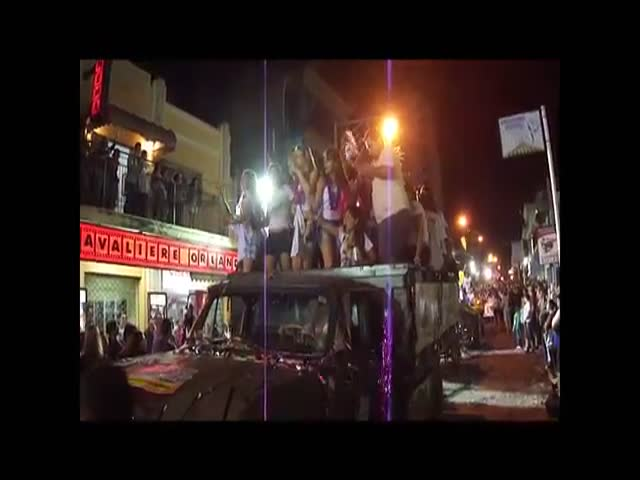 How to Destroy a City Carnival in Few Seconds  (VIDEO)