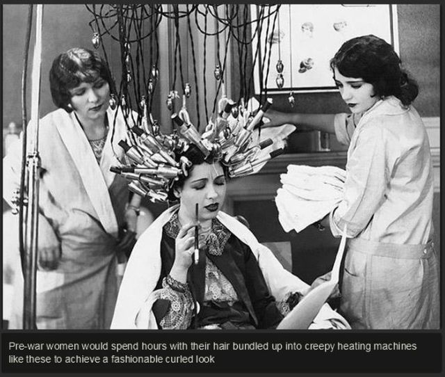Real Beauty Treatments from the '30s and '40s