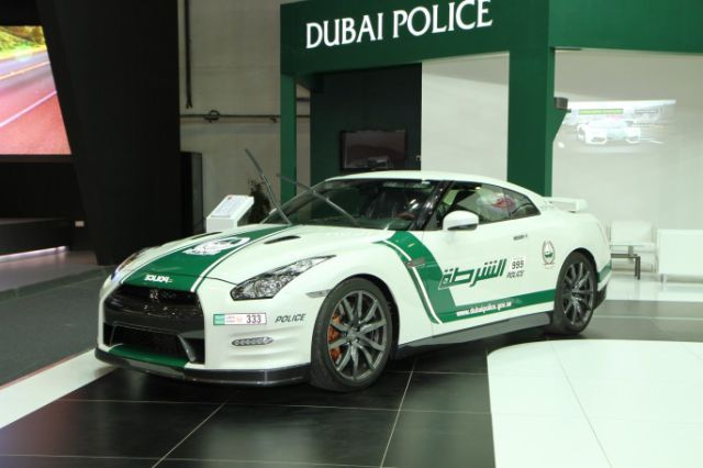 Police Force Get Kitted Out with Pricey Super Cars