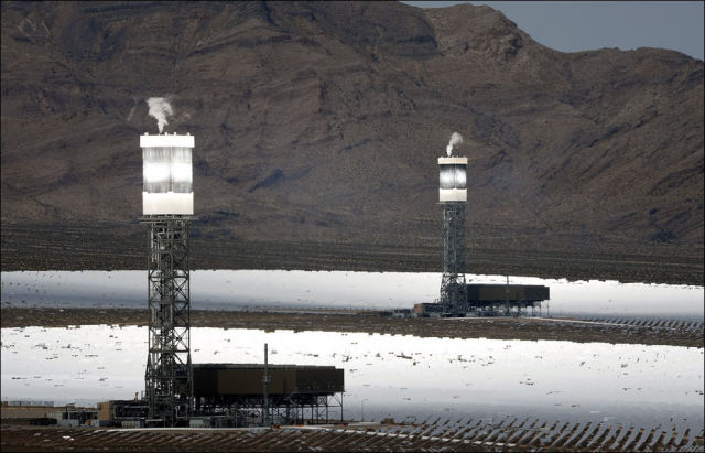 The Biggest Natural Power Station in the World