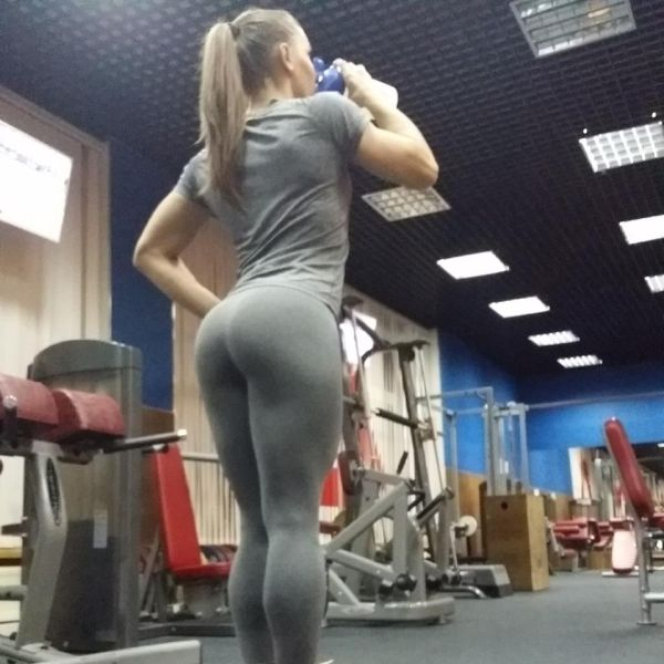 I'll Say YES to Yoga Pants Every Time