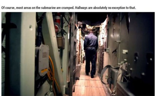 Onboard a Real US Navy Submarine