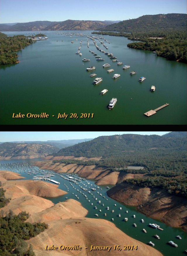 Photos Show How Drought Has Wrecked California