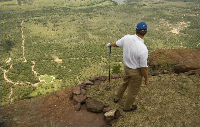 The Most Extreme Golf Hole in the World