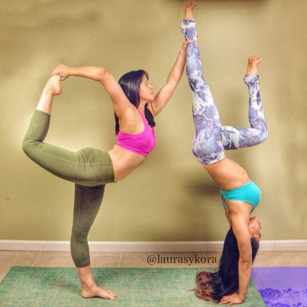 The USA's Most Popular Yoga Mom on Instagram