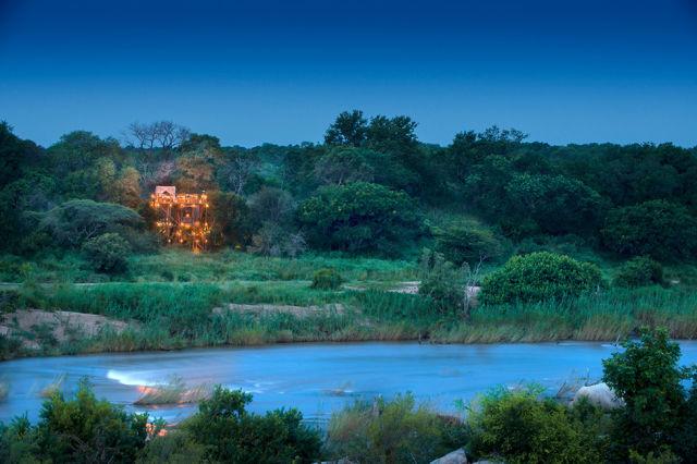A Stunning Wildlife Getaway in Africa