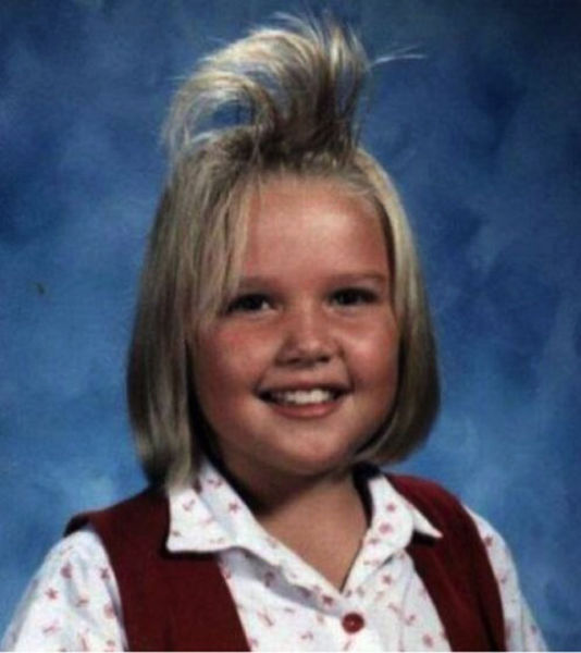 Awful Childhood Haircuts That Will Be Remembered Forever