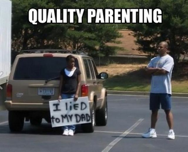 Dads Just Parent Very Differently
