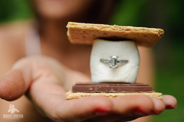 Marriage Proposals That Should Get a Prize for Being Brilliant