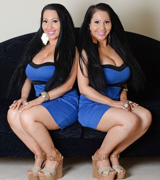 Twins Who Have Spent a Fortune to Be Even More Similar