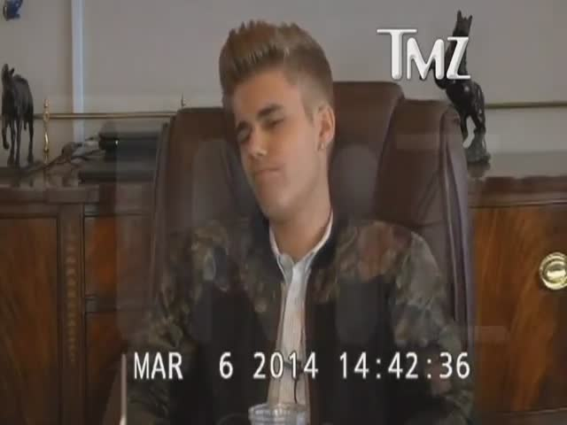 Justin Bieber's Deposition: More Proof He's a Little Shit!